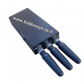 משבש תדרים סלולריים CDMA,GSM,DCS,3G